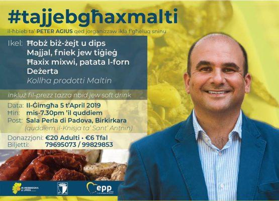 Ikla Maltija f'għeluq snin Peter